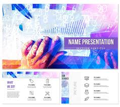 Powerpoint Financial Financial Services Powerpoint Template