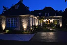 outdoor lighting idea. Cool Front Yard Landscape Lighting Ideas. Interior Designer Website. Idea For Decoration. Outdoor