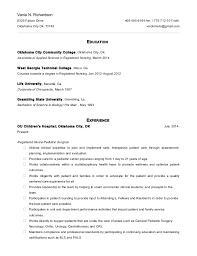 updated RN resume. Vania N. Richardson 6325 Falcon Drive 405-455-6164 hm.