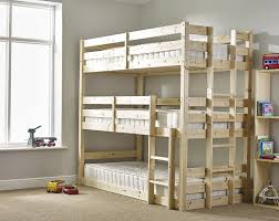 Amazon Three sleeper Bunkbed 3ft Single Triple sleeper Bunk