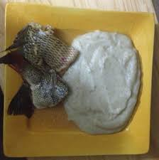 traditional foods of our peace corps blog fish and pap dinner
