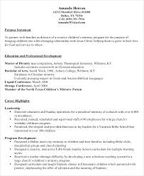 Preschool Teacher Resume 2 Related Resumes And Cover Letters Our