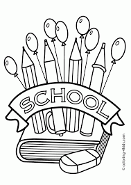 fresh 40 of wonderful back to school coloring for kindergarten welcome back to school coloring pages