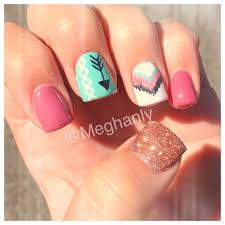 Cute nails nail art ideas nail design summer nails | nails | Pinterest