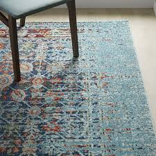 artemis area rug reviews joss main throughout rugs blue idea 3