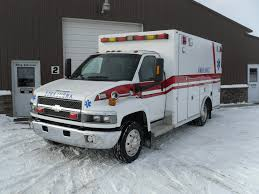 All Chevy chevy c4500 : 2004 Chevy C4500 Heavy Duty Osage Ambulance   Used Truck Details