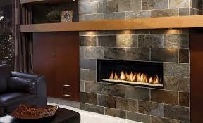 gas fireplace insert glass rocks fireplace ideas