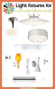 mid century modern bathroom lighting. Mid Century Modern Bathroom Lighting Bthroom Kte Vanity Lights . M