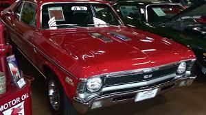 1970 Chevolet Nova SS Muscle Car - 350 V8 300 HP Four-Speed - YouTube