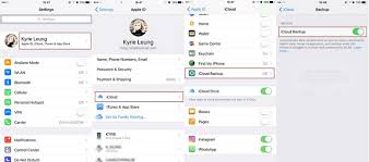 How To Backup Iphone 7 To Icloud