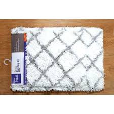 bath rugs bathroom rugs extremely better homes and gardens bath relaxing comfort mat dazzling 2