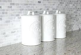 white ceramic kitchen canisters farmhouse kitchen canisters white white kitchen canister set