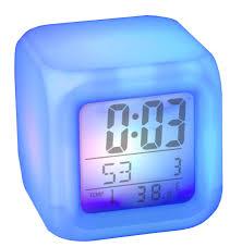 hot sale square digital alarm clock lcd alarm clock  buy square