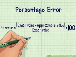 image titled calculate percentage error step 1