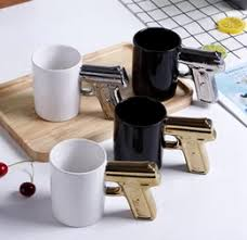 It is a great, unique and creative gift for corporations businesses, family and friends. Wholesale Gun Coffee Mug Buy Cheap In Bulk From China Suppliers With Coupon Dhgate Com