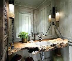 rustic modern bathroom. Rustic Contemporary Bathroom Modern With N