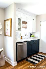 kitchen sink rugs brilliant light blue kitchen rugs black and white kitchen with light gray tiles