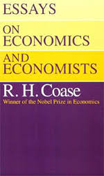 essays on economics and economists coase essays on economics and economists