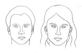 Face Charts To Print Faithhaller Com Man Woman Face Charts For You