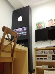 ... David Wu woke up with a vision to transform his home office into his  very own Apple Store, complete with a replica Fetzer maple wood desk and a  ...