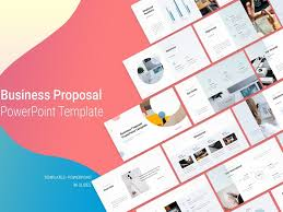 Professional Business Proposals Business Proposal Template By Templates On Dribbble
