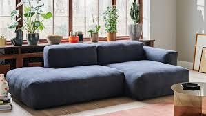 mags soft low modular sofa hay