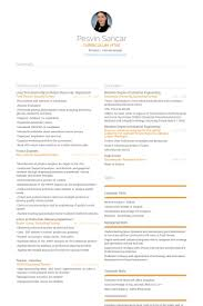 Hr Resume Templates Mesmerizing Human Resources Resume Samples VisualCV Resume Samples Database