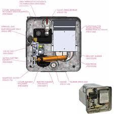 suburban swdea l rv motorhome water heater gas v suburban sw6dea 22 6l rv motorhome water heater gas 240v