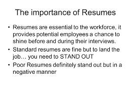 Resume Interviewing Skills Los Angeles Term Spring Orientation Ppt