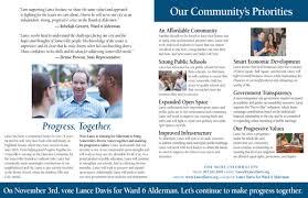 Political Brochures