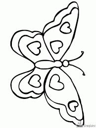 Kleurplaten Vlinder Kleurplaten Kleurplaatnl