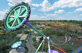 six flags entertainment corp plans to open the joker wild card a 17