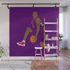 nba players vince carter dunk wall mural
