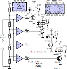 relay circuit diagram ireleast info voltage levels control relays circuit diagram wiring circuit