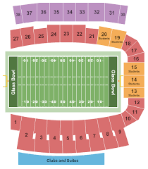 Ha Chapman Stadium Seating Chart Toledo Rockets Football Tickets 2019 Browse Purchase