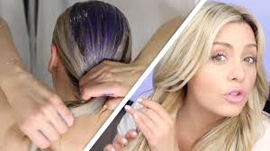Does Shimmer Lights Lighten Hair Purple Shampoo Every Question Answered Get Good Head