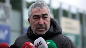 Bursaspor Teknik Direktörü Samet Aybaba: 'Mutlaka ...