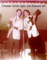Chester Smith and Del Reeves Chester Smith Band 1956 | Country singers,  Country music, Singer