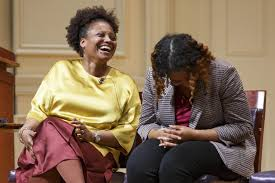 Tracy K. Smith Bids Farewell as U.S. Poet Laureate | Library of Congress  Blog