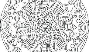 Coloring Pages Mandala Printable Colouring Pages Mandala Animals