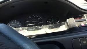 Speedometer not working - YouTube