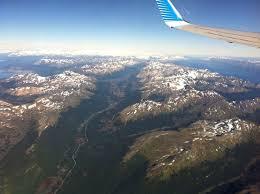 「マゼラン海峡航空写真」の画像検索結果