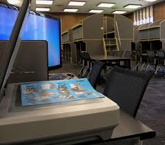architecture fine arts library > equipment equipment available afa library