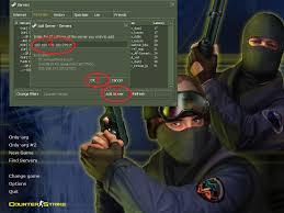 como jugar al Counter Strike 1.6 online ...