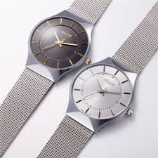 online buy whole belt watches for men from belt watches top fashion classic brand julius watches men quartz sport watch watchcase ultra thin stainless steel mesh