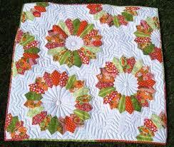 10+ Modern Flower Quilt Patterns You'll Love | Dresden, Patterns ... & double dresden delight quilt pattern Adamdwight.com