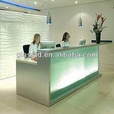 office reception table. 48mm Solid Surface Office Reception Table Models
