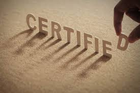 the new certification ensures requirements of erp and s 4hana users can be met