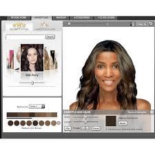 top virtual hair style sites