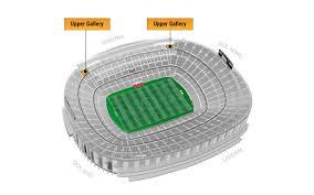New Era Field Interactive Seating Chart Panoramic